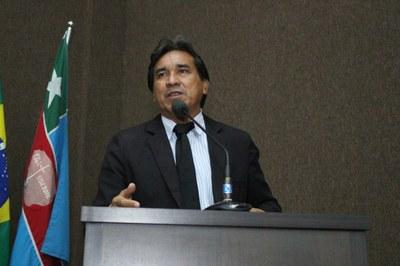 Vereador Francisco Rosquilde Pessoa Araújo