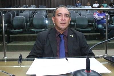 Vereador Gilmar Libório de Araújo