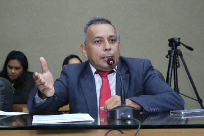 Vereador Jucinei Freire da Silva
