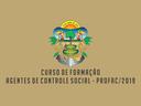 Curso de Formação: Agentes de Controle Social