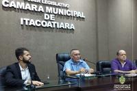 OUVIDORIA GERAL DO ESTADO VEIO À ITACOATIARA CONVERSAR COM A POPULAÇÃO