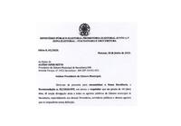 Recomendação Ministério Público Eleitoral durante o período da pandemia covid-19